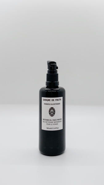 Neroli And Myrrh Face Wash