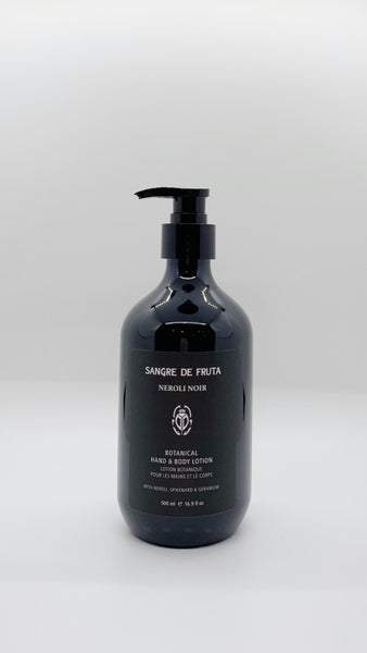 Neroli Noir Botanical Hand And Body Lotion