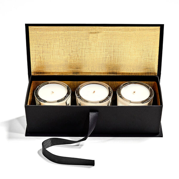 'Spring' Set of Three Candles