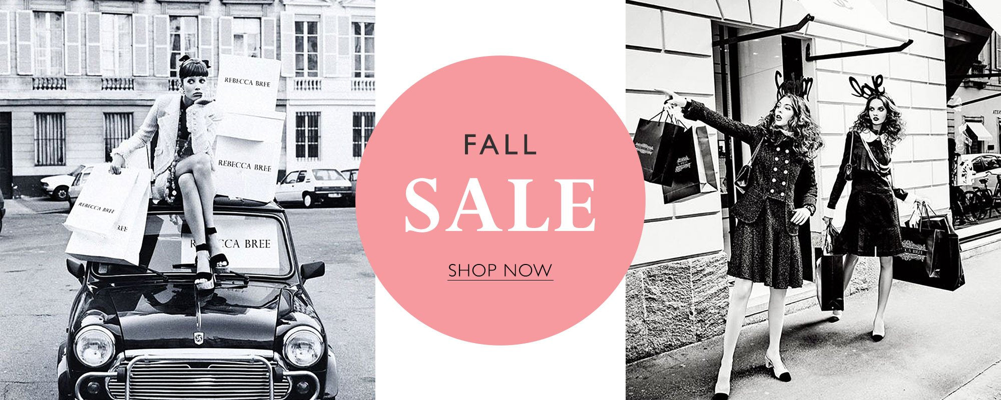 Shop our FALL SALE at Rebecca Bree boutique