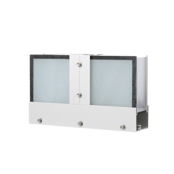 LightBasic™ Pre-assembled Wall Systems - (Crystal Exterior/Crystal Interior)