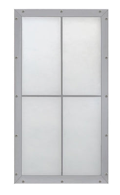 LightBasic™ Pre-assembled Wall Systems - (White Exterior/White Interior)