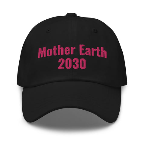 Mother Earth 2030 Hat Flamingo