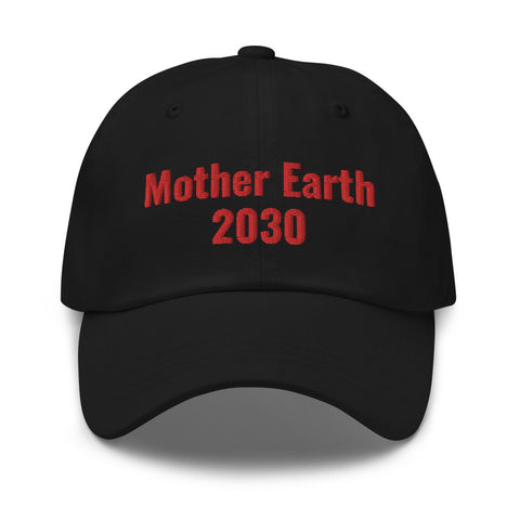 Mother Earth 2030 Hat Cherry