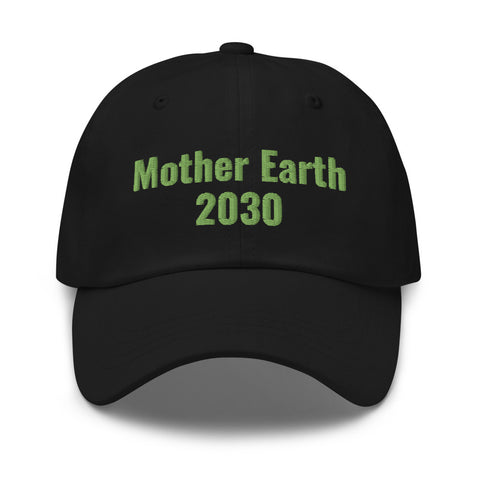 Mother Earth 2030 Hat Kiwi