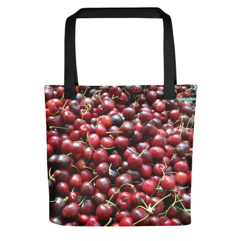 Stylish Cherries Tote