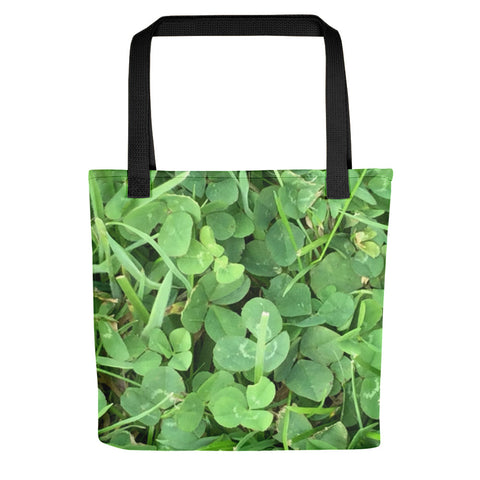 Stylish Shamrocks Tote