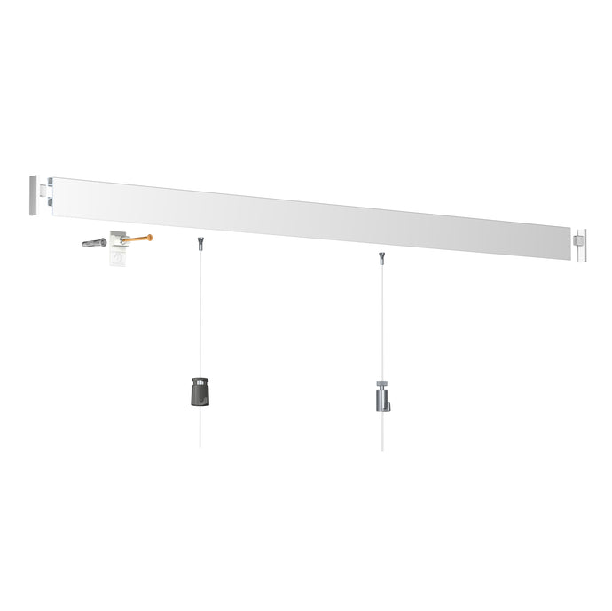 Click Rail Pro - Artiteq Picture Hanging Systems