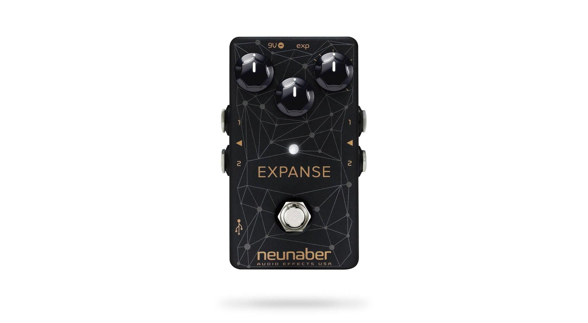 Expanse Programmable Effect Pedal - Neunaber Audio