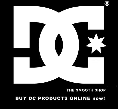 DC Shoes Logo and Products