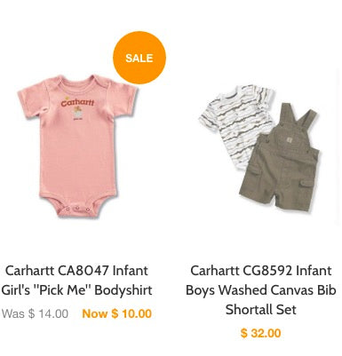 Carhartt for kids 2016