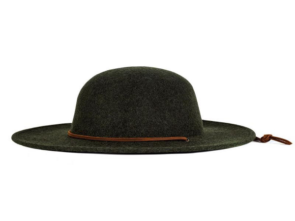 Brixton Mens Tiller Hat 00104, Moss, S - The Smooth Shop