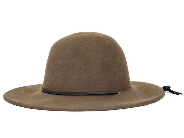 Brixton Mens Tiller Hat 00104, Olive/Black, S - The Smooth Shop