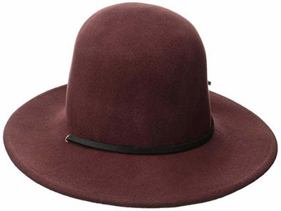 Brixton Mens Tiller Hat 00104, Rust, M - The Smooth Shop