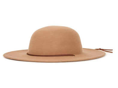 Brixton Mens Tiller Hat 00104, Tan, XS - The Smooth Shop