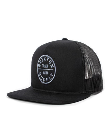 Brixton Oath III Mesh Cap Hat 00958 - The Smooth Shop