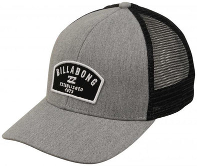 Billabong Mens Wharf Hat MAHTJWHA,Grey Heather,OFA - The Smooth Shop