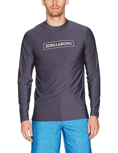 Billabong Mens All Day Unity Long Sleeve Rashguard MWLYJTUL - The Smooth Shop