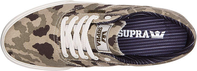 Supra Mens Cobalt Shoes 05663, Camo-Bone, 10 - The Smooth Shop