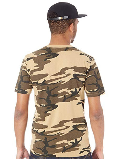 Brixton Mens Battalion Short Sleeve T-Shirt 06722 - The Smooth Shop