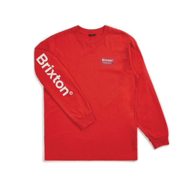 Brixton Mens Palmer SV Long Sleeve T-Shirt - The Smooth Shop