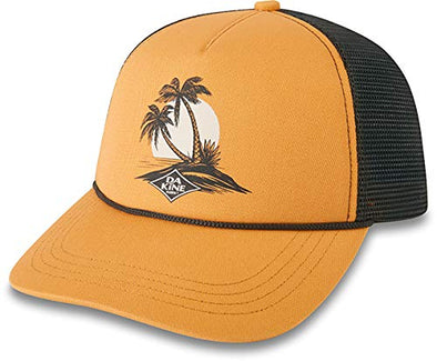 Dakine Womens Island Palms Trucker Hat - The Smooth Shop