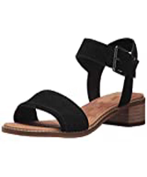 Toms Womens Camilia Heeled Sandals - The Smooth Shop