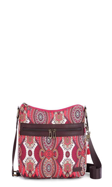 Sakroots Womens Willow Hobo 108059 - The Smooth Shop