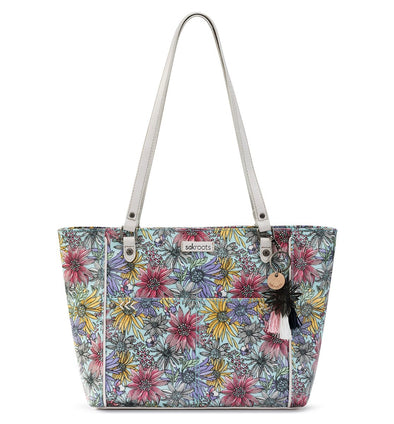 Sakroots Womens Metro Satchel - The Smooth Shop