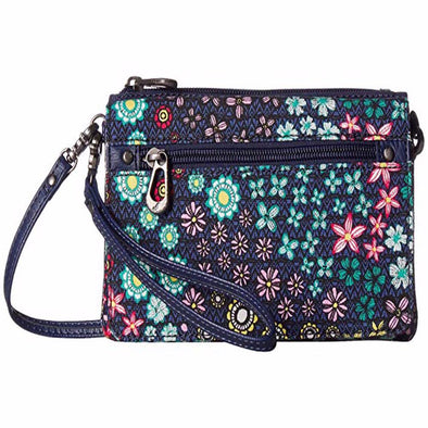 Sakroots Womens Corin Flap Wallet - The Smooth Shop