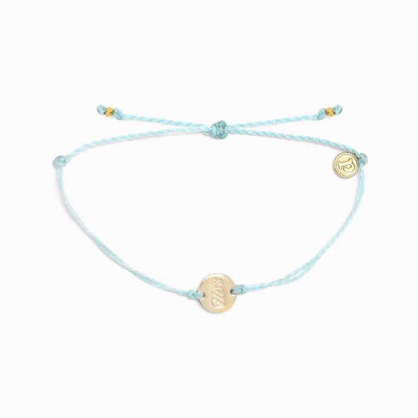 Pura Vida Pineapple Coin Charm Bracelet - The Smooth Shop