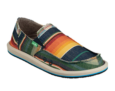 Sanuk Mens Donny Funk Shoes - The Smooth Shop