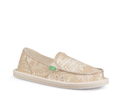Sanuk Womens Donna Palm Sidewalk Surfer Shoes - The Smooth Shop
