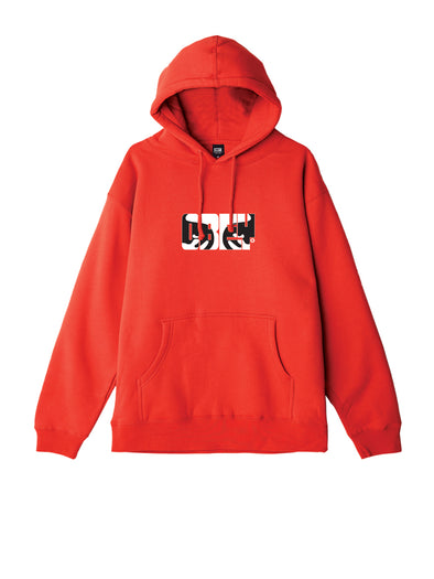 Obey Mens Eyes of OBEY Pullover Hoodie - The Smooth Shop