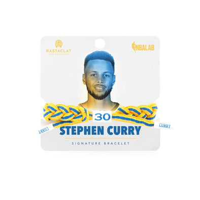 Rastaclat Mens Stephen Curry Braided Bracelet - The Smooth Shop