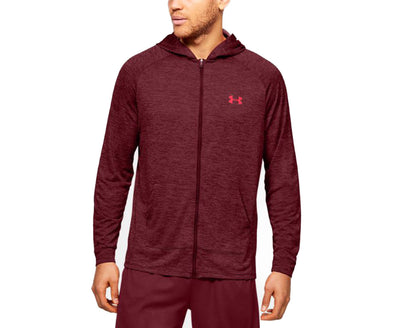 Under Armour Mens UA Tech 2.0 Full Zip Sweatshirt - The Smooth Shop
