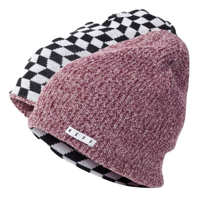Neff Womens Crystal Heather Beanie 18F03003 - The Smooth Shop