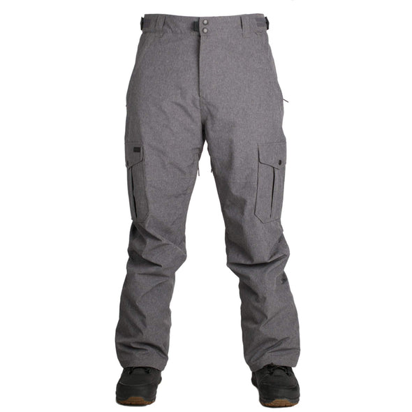 Ride Mens Phinney Pant Shell,  Pavement , M - The Smooth Shop