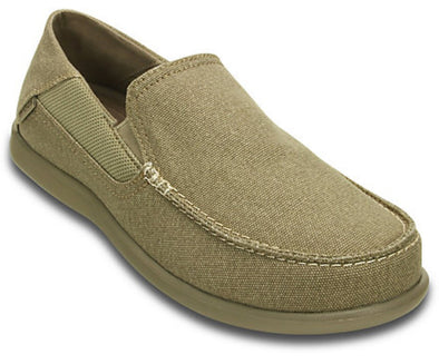 Crocs Mens Santa Cruz 2 Luxe Loafer Shoes 202056 - The Smooth Shop