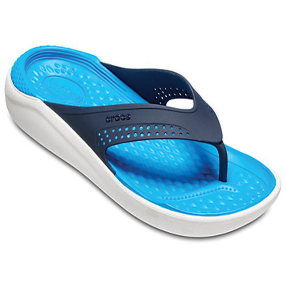Crocs Unisex LiteRide Flip Sandals 205182 - The Smooth Shop