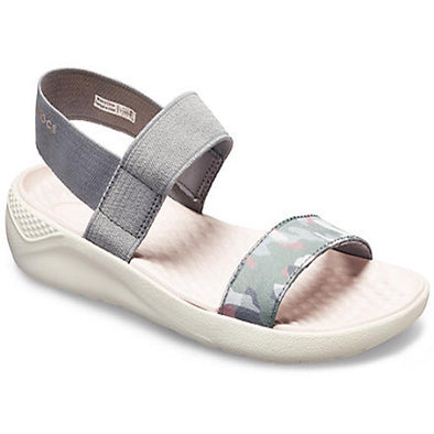 Crocs Womens LIteRide Graphic Sandals 205375 - The Smooth Shop