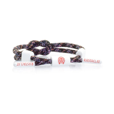 Rastaclat Womens Knotted Dark Net Bracelet - The Smooth Shop