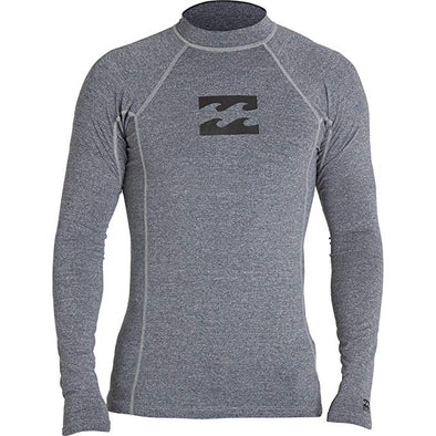 Billabong Mens All Day Wave PF Long Sleeve Rashguard MWLYJICL - The Smooth Shop