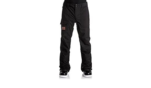 DC Shoes Mens Dealer Snow Pants EDYTP03012 - The Smooth Shop