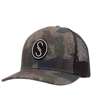Salty Crew Mens Decoy Retro Trucker Hat - The Smooth Shop