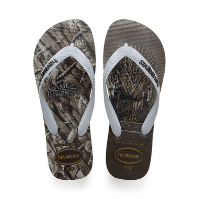 Havaianas Unisex Top Game Of Thrones Flip Flops - The Smooth Shop