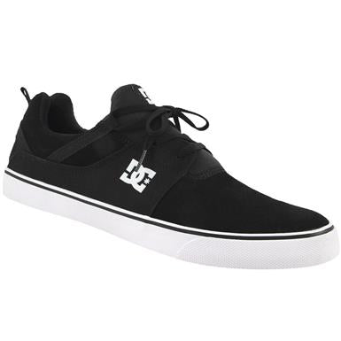 DC Shoes Mens Heathrow Vulc Shoes ADYS300443 - The Smooth Shop