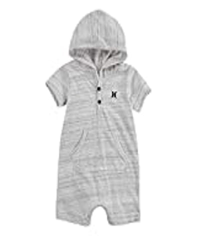 Hurley Boys Icon Hooded Romper - The Smooth Shop