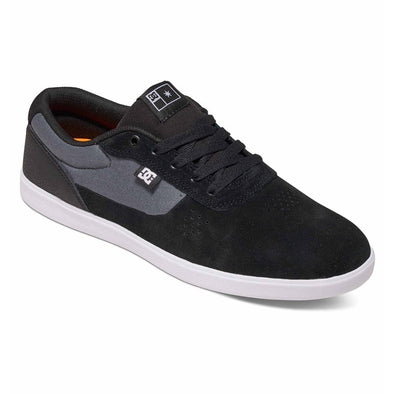 DC Mens Switch S Lite Shoes ADYS100267,Black/Charcoal,13 - The Smooth Shop