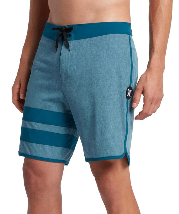 Hurley Phantom Block Party Heather 2.0 Boardshorts MBS0006340 - The Smooth Shop